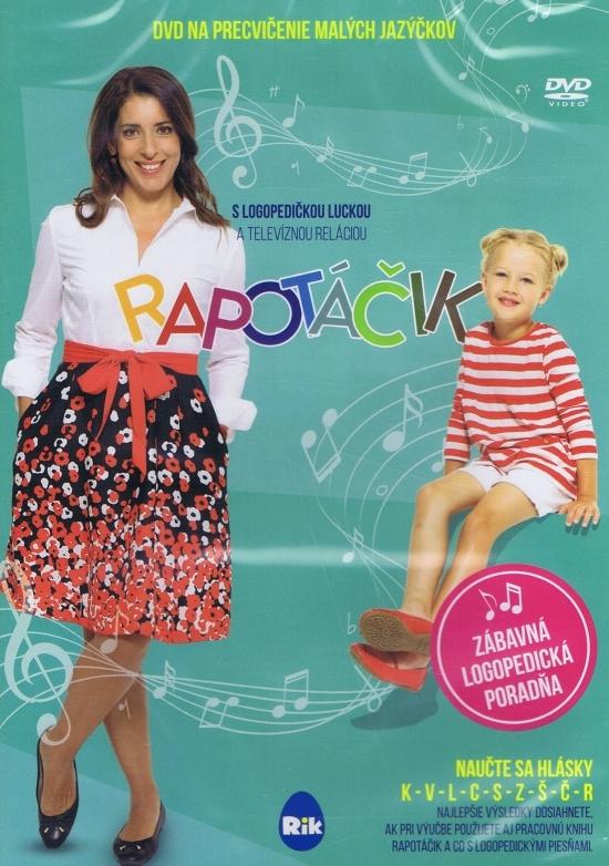 Rapotáčik - DVD