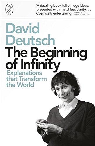 The Beginning of Infinity