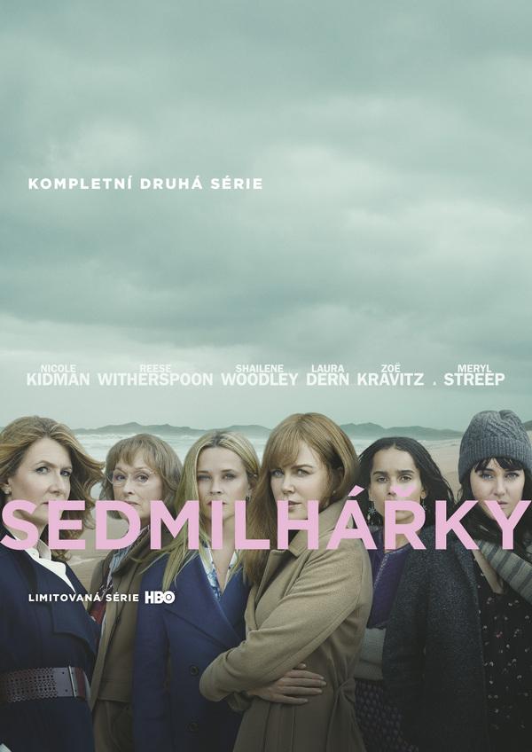 Sedmilhářky 2.série - 2 DVD