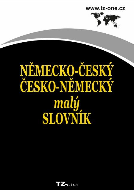 Německo-český/ česko-německý malý slovník