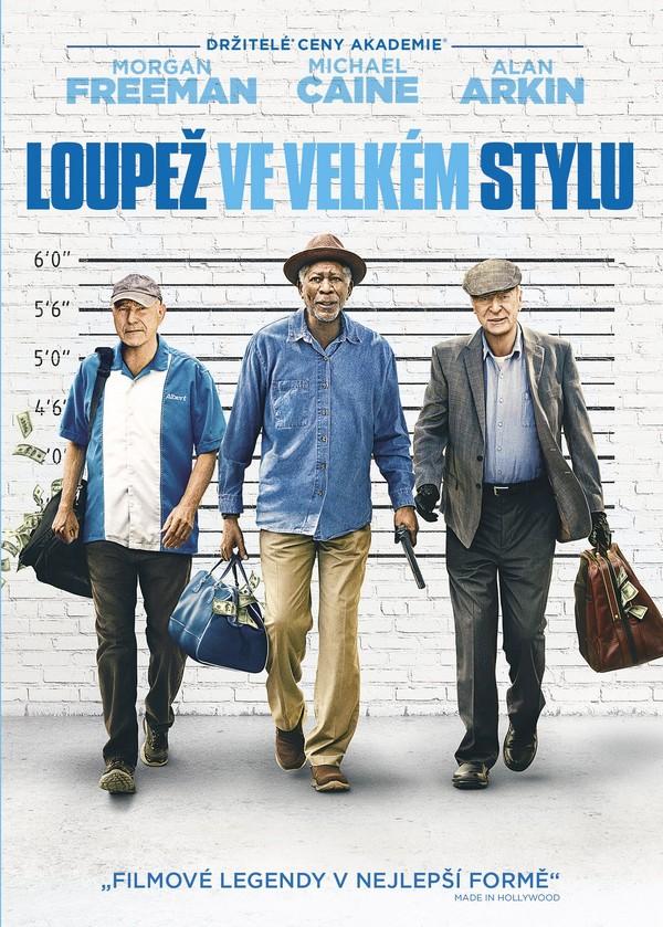 Loupež ve velkém stylu - DVD