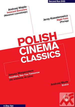 Polish Cinema Classic - 4 DVD