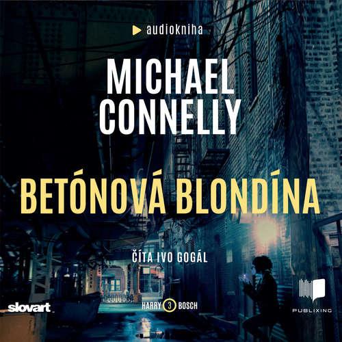 Betónová blondína - CD (audiokniha)