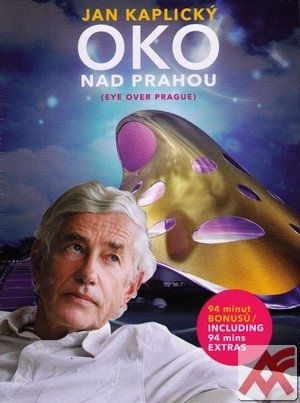 Oko nad Prahou. Jan Kaplický - DVD