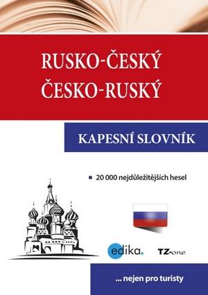 Rusko-český / česko-ruský kapesní slovník