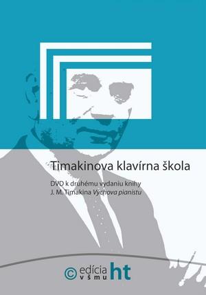 Timakinova klavírna škola - 2 DVD