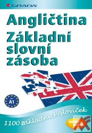 Angličtina. Základní slovní zásoba - 1100 základních slovíček