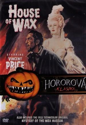 Dům voskových figurín - DVD