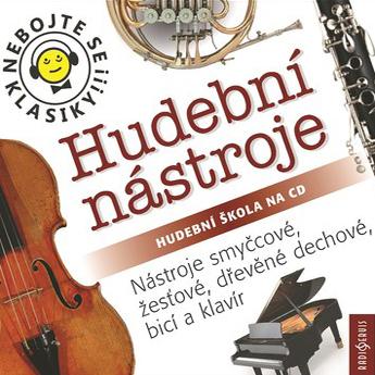 Nebojte se klasiky 17-20 - Hudební nástroje (komplet)