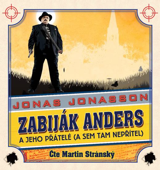 Zabiják Anders a jeho přátelé - MP3 CD (audiokniha)