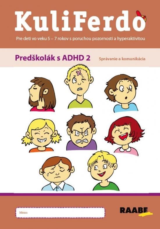 KuliFerdo - Predškolák s ADHD 2