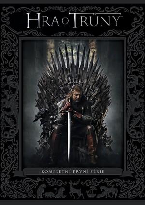 Hra o trůny. Kompletní 1. série - 5 DVD