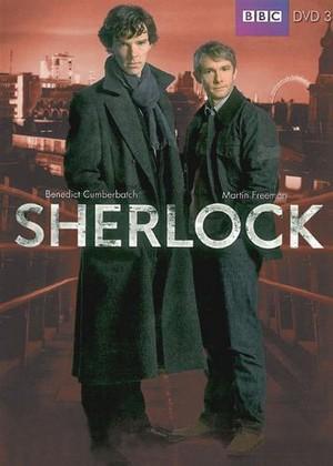 Sherlock - 1. série - DVD 3