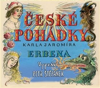 České pohádky Karla Jaromíra Erbena - CD (audiokniha)