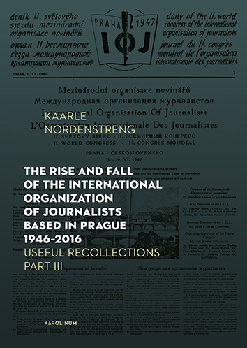 The Rise and Fall of the International Organization of Journalists Based