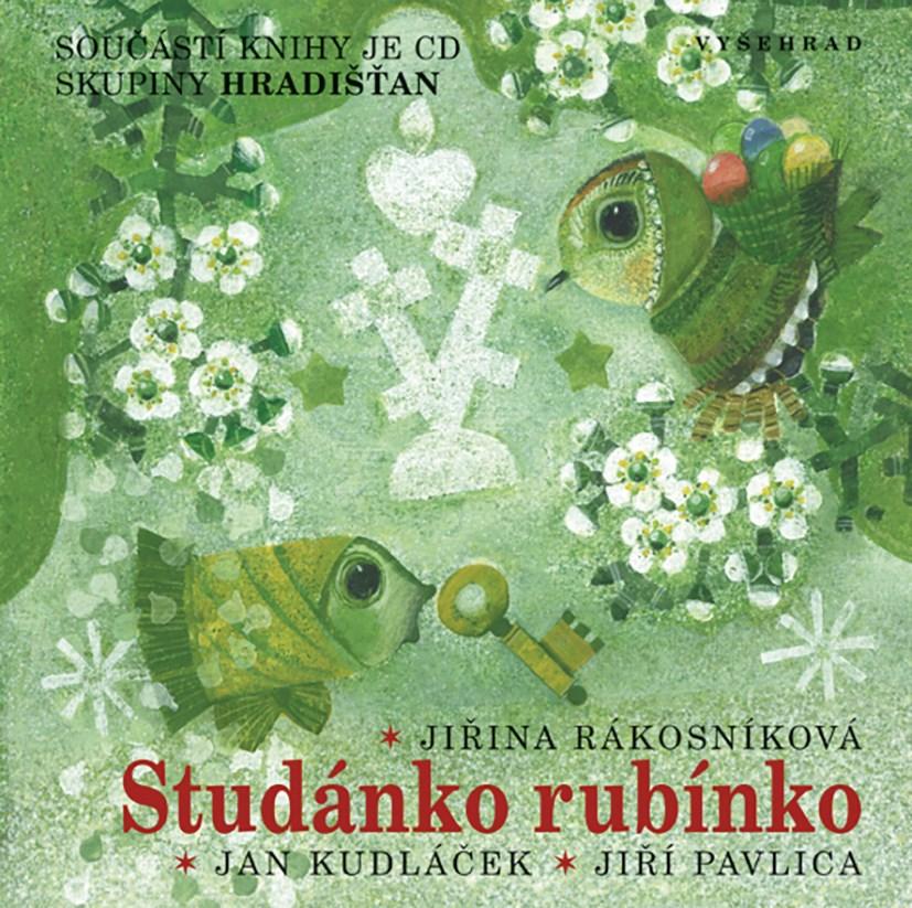 Studánko rubínko + CD Hradišťan