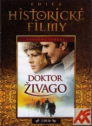 Doktor Živago - 2 DVD