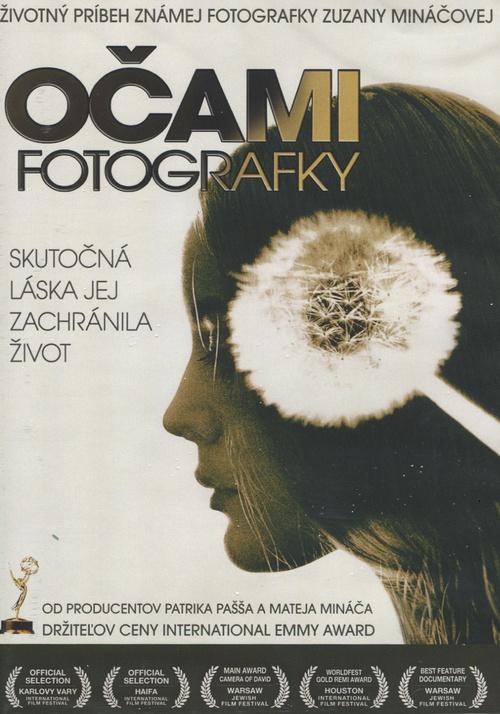 Očami fotografky - DVD