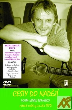 Cesty do nadějí + DVD