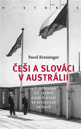 Češi a Slováci v Austrálii v 1. polovině 20. století