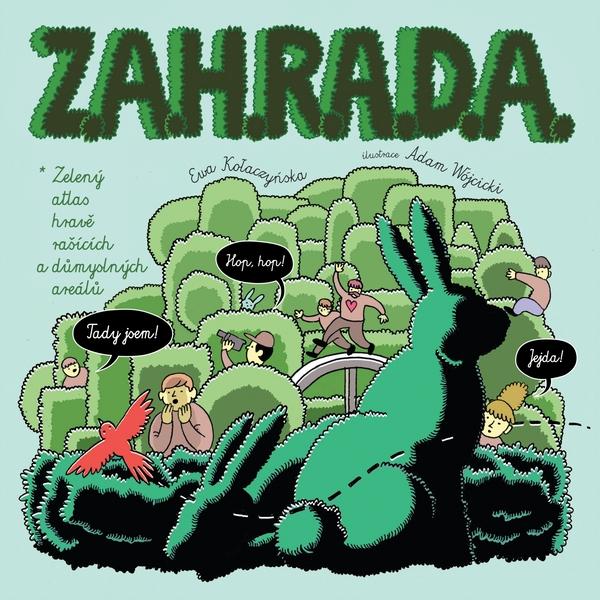 Z.A.H.R.A.D.A.
