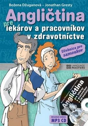 Angličtina pre lekárov a pracovníkov v zdravotníctve + MP3 CD