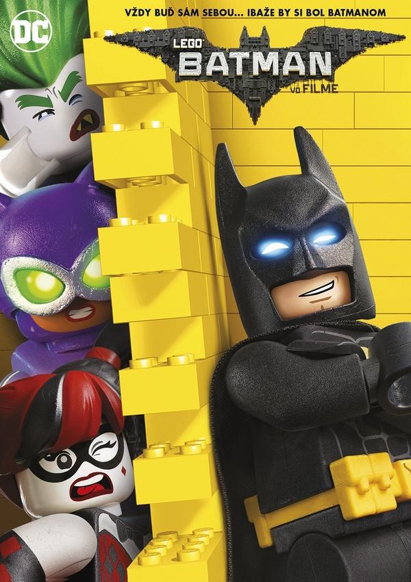 LEGO Batman Film - DVD