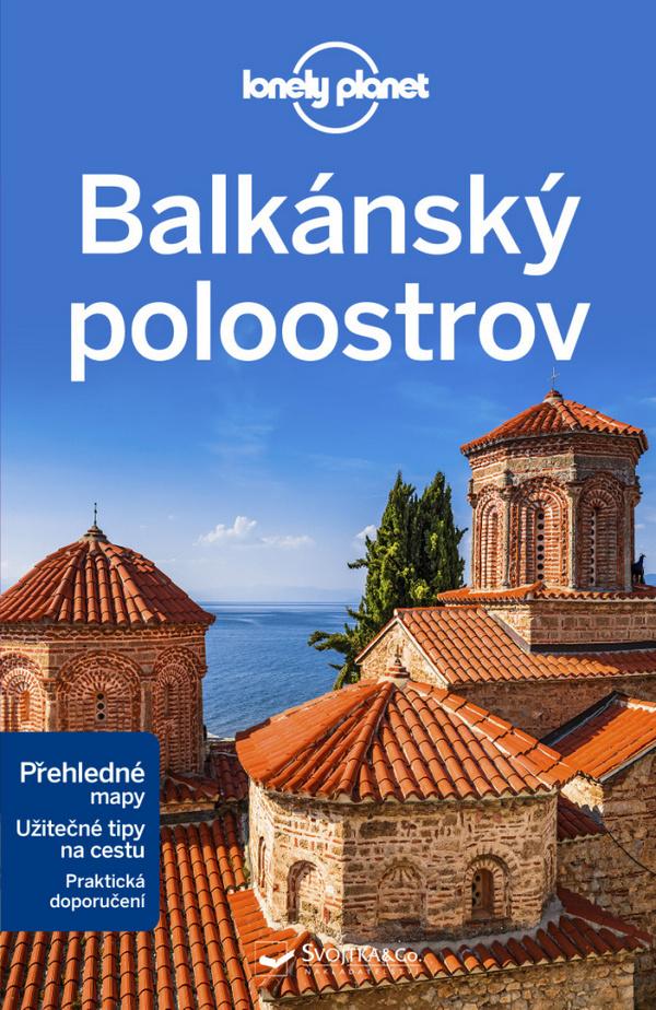 Balkánský poloostrov - Lonely Planet