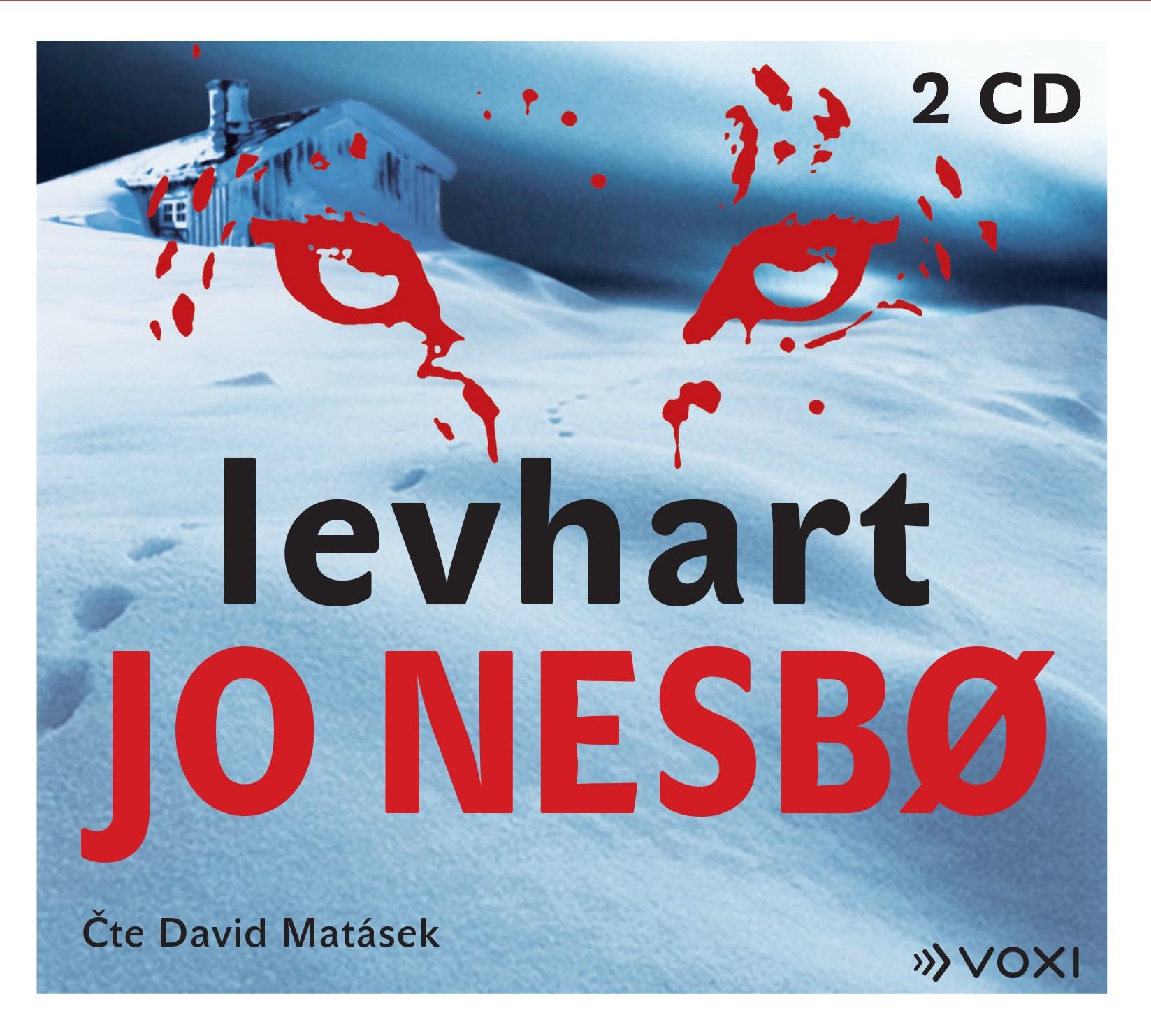 Levhart - 2 CD (audiokniha)