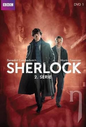 Sherlock - 2. série - DVD 1