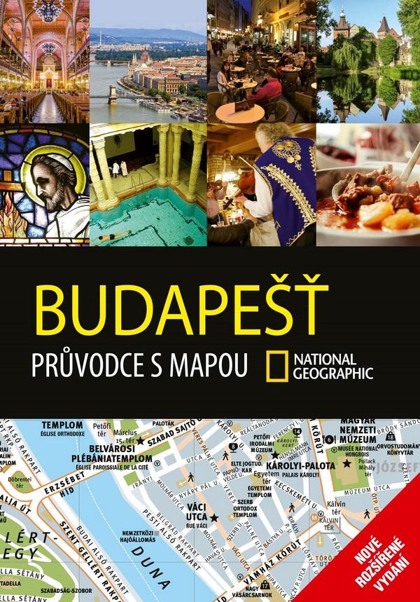 Budapešť. Průvodce s mapou National Geographic
