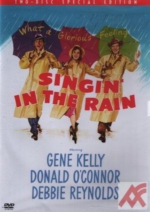 Zpívání v dešti - 2 DVD