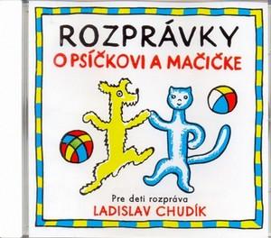 Rozprávky o Psíčkovi a Mačičke - CD (audiokniha)