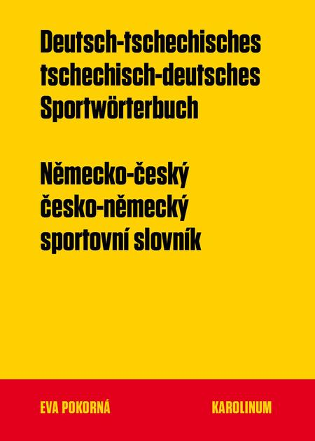 Německo-český a česko-německý sportovní slovník