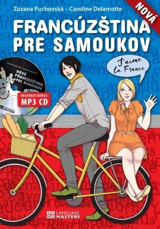 Nová francúzština pre samoukov + MP3 CD