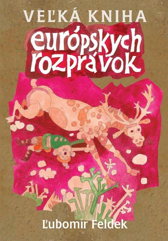 Veľká kniha európskych rozprávok