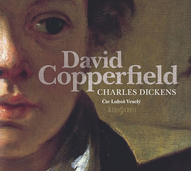 David Copperfield - CD MP3 (audiokniha)