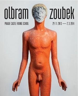 Olbram Zoubek. Prague Castle Riding School 29.11.2013 - 2.3.2014