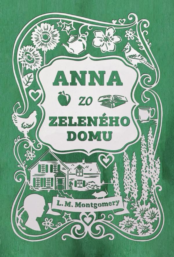 Anna zo Zeleného domu (Slovart)