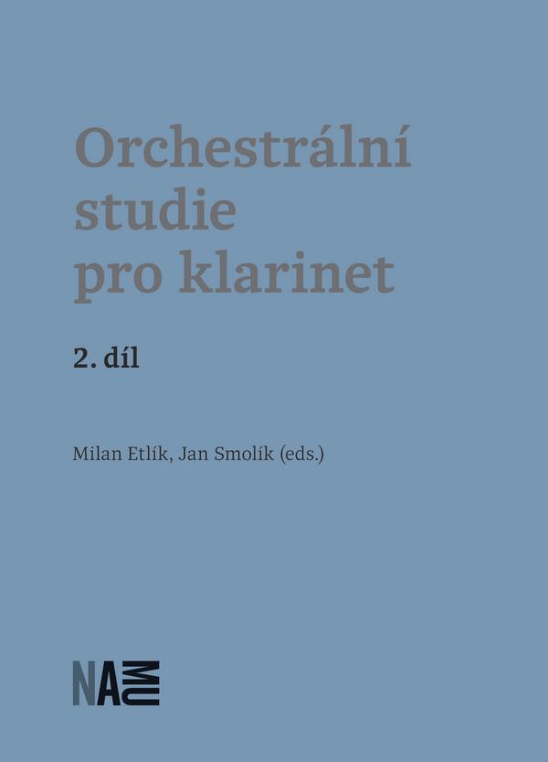 Orchestrální studie pro klarinet - 2. díl