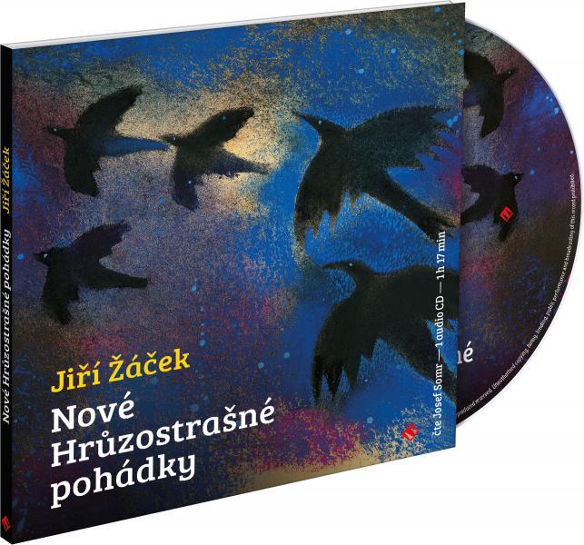 Nové hrůzostrašné pohádky - CD MP3 (audiokniha)