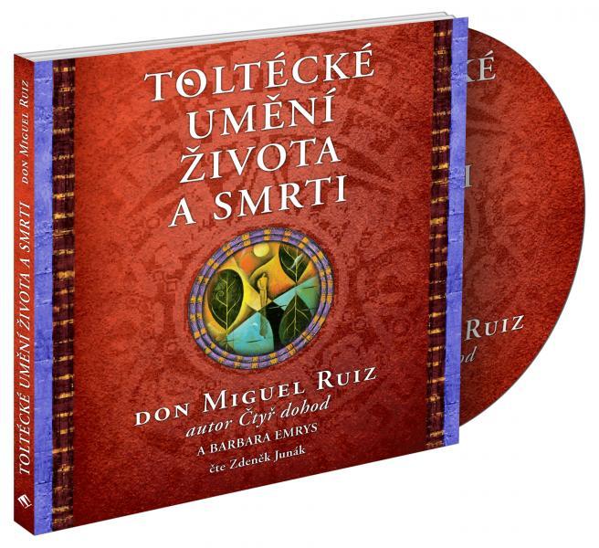 Toltécké umění života a smrti - 2CD MP3 (audiokniha)