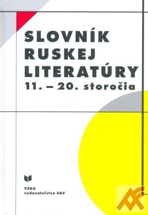 Slovník ruskej literatúry 11.-20. storočia