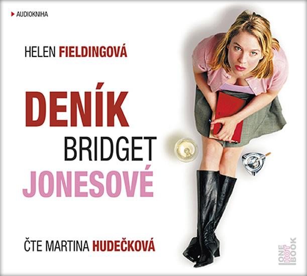 Deník Bridget Jonesové - 1 MP3 CD (audiokniha)