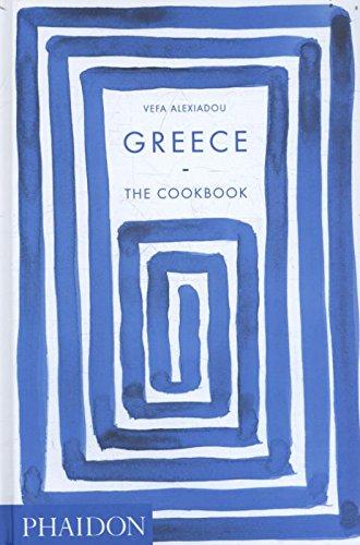 Greece. The Cookbook
