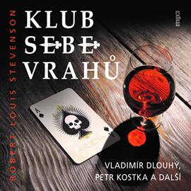 Klub sebevrahů - CD MP3 (audiokniha)