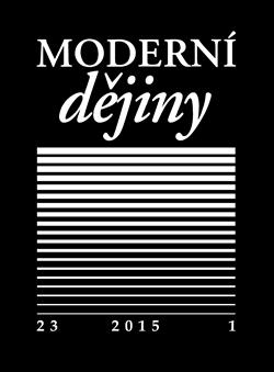 Moderní dějiny 23/2015