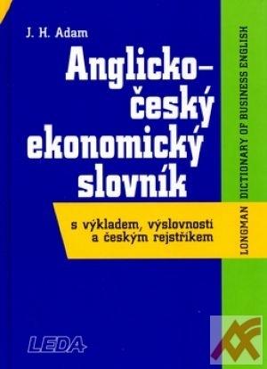 Anglicko-český ekonomický slovník