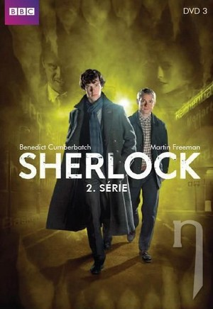 Sherlock - 2. série - DVD 3