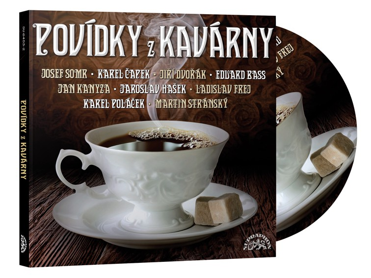 Povídky z kavárny - CD (audiokniha)